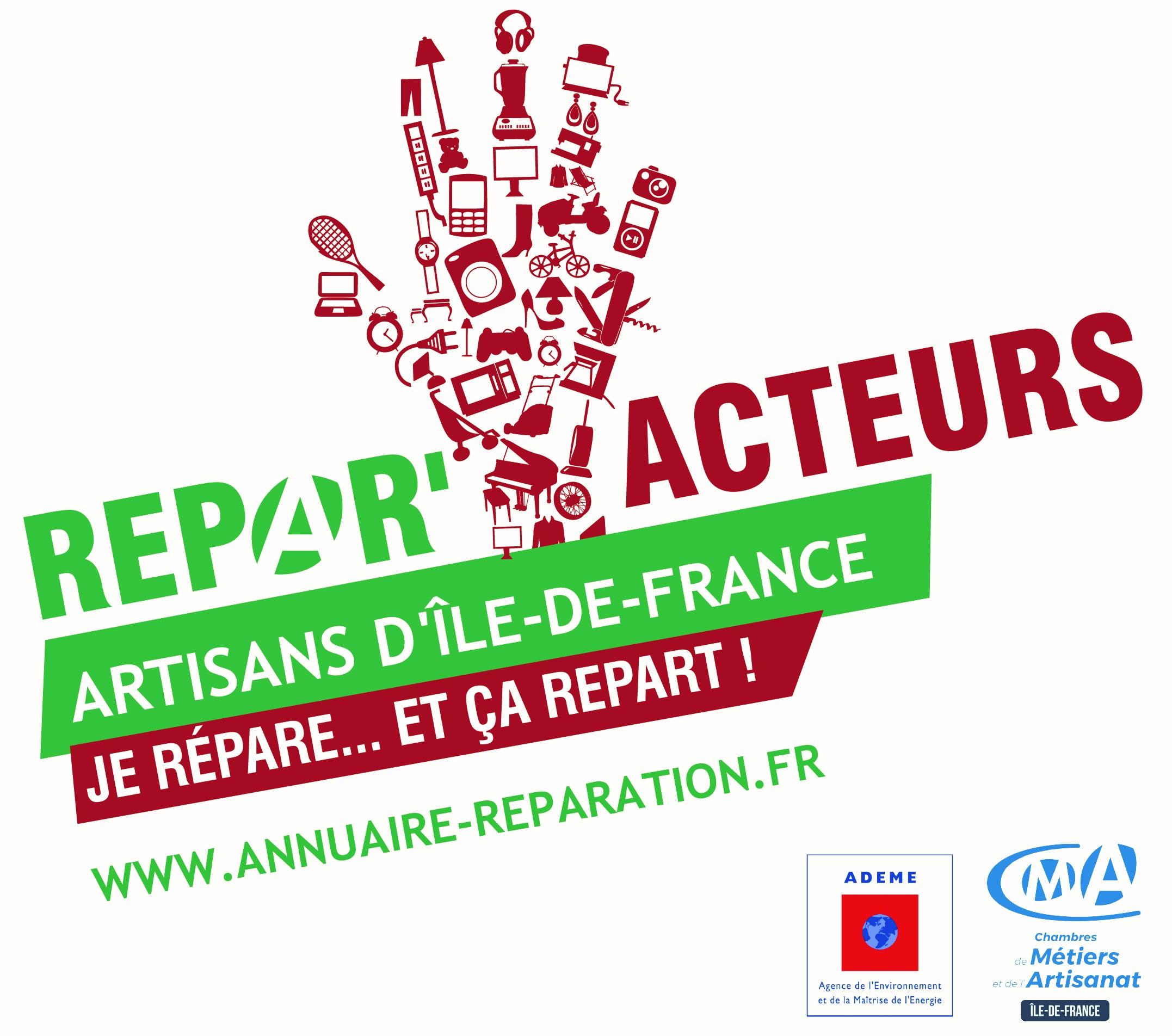 Logo Reparacteur
